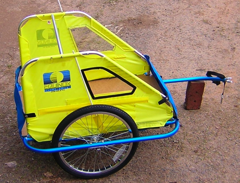Child Carrier Bicycle Trailer Amp Bike Trailer Equinox